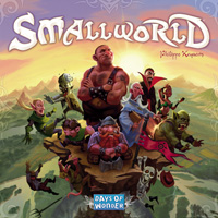 Small World - Board Game Box Shot