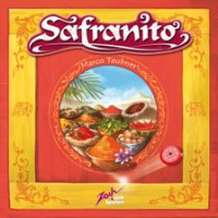 Safranito - Board Game Box Shot
