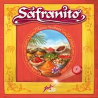 Safranito - Board Game Box Shot