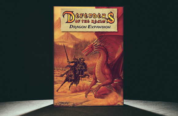 Defenders of the Realm Dragons Publisher Image 1