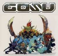 Gosu - Board Game Box Shot