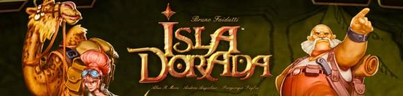 Isla Dorada title