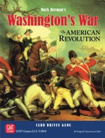 Washington's War - Board Game Box Shot