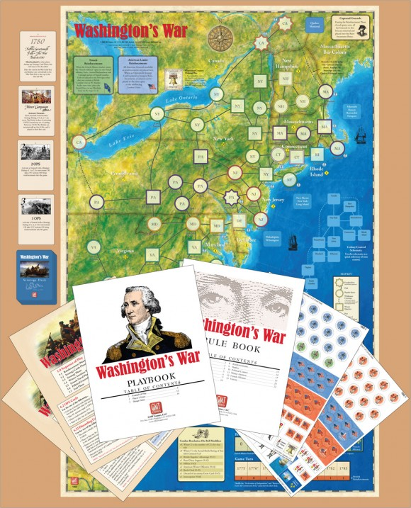 Washington's War Contents