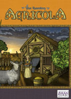 Agricola - Board Game Box Shot
