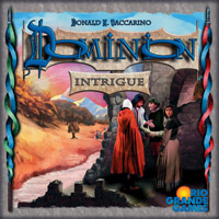 Dominion: Intrigue - Board Game Box Shot