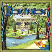 Dominion: Prosperity - Board Game Box Shot