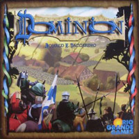Dominion - Board Game Box Shot
