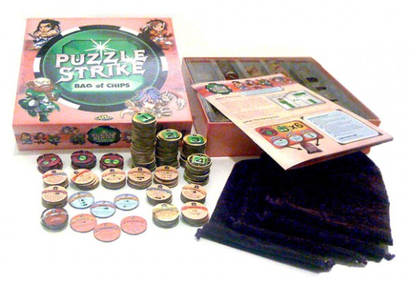 Puzzle Strike contents