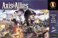 Axis & Allies Revised - Board Game Box Shot