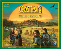 Catan: Cities & Knights - Board Game Box Shot