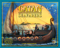 Catan: Seafarers - Board Game Box Shot