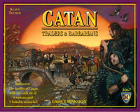 Catan: Traders & Barbarians - Board Game Box Shot