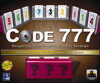 Code 777 - Board Game Box Shot