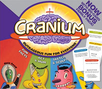Cranium - Board Game Box Shot