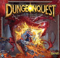 DungeonQuest - Board Game Box Shot