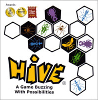 Hive - Board Game Box Shot