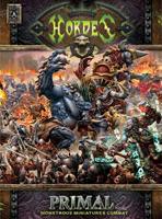 Hordes: Primal MKII - Board Game Box Shot