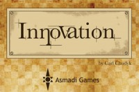 Innovation - Board Game Box Shot