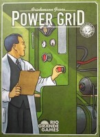 Power Grid - Board Game Box Shot