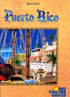 Puerto Rico - Board Game Box Shot