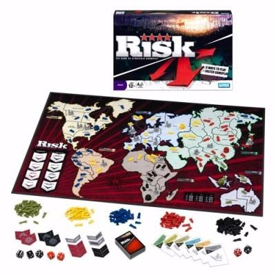 Risk box and contents