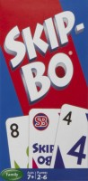 SKIP-BO - Board Game Box Shot