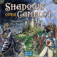 Shadows over Camelot - Board Game Box Shot