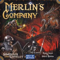 Shadows over Camelot: Merlin's Company - Board Game Box Shot