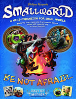 Small World: Be Not Afraid - Board Game Box Shot