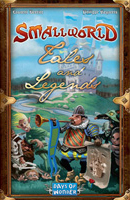 Small World: Tales and Legends - Board Game Box Shot