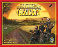 The Settlers of Catan - Board Game Box Shot