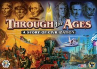 Through the Ages - Board Game Box Shot
