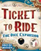 Go to the Ticket to Ride: The Dice Expansion page