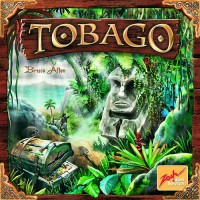 Tobago - Board Game Box Shot