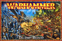 Warhammer: Island of Blood - Board Game Box Shot