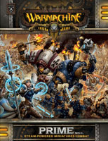 Warmachine: Prime MKII - Board Game Box Shot