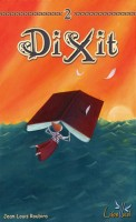 Dixit 2 - Board Game Box Shot