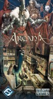 Arcana - Board Game Box Shot