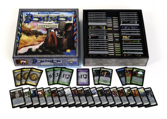 Dominion: Intrigue contents