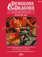 Dungeons & Dragons Fantasy Roleplaying Game: Starter Set - Board Game Box Shot