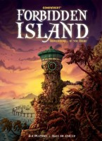 Forbidden Island - Board Game Box Shot