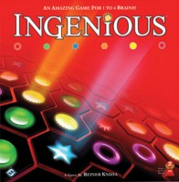 Ingenious - Board Game Box Shot