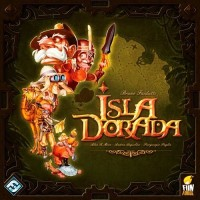 Isla Dorada - Board Game Box Shot