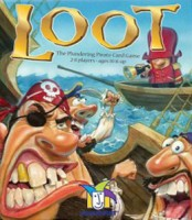 Loot - Board Game Box Shot