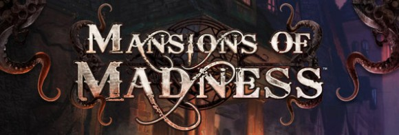 Mansions of Madness title
