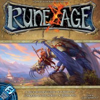 Rune Age - Board Game Box Shot