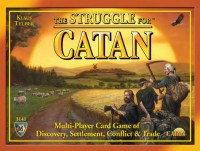 The Struggle for Catan - Board Game Box Shot
