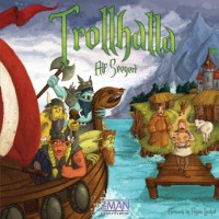 Trollhalla - Board Game Box Shot