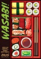 Wasabi! - Board Game Box Shot